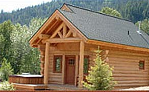 River Dance Lodge   2 Bedroom Cabins In Kooskia, Idaho.