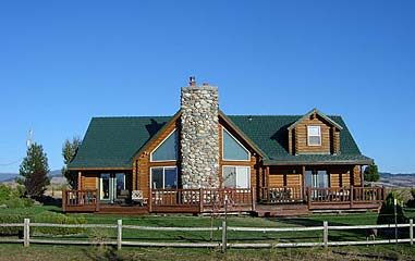Elkhorn Bed & Breakfast in Council, Idaho.