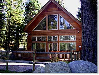 Cedar House McCall in McCall, Idaho.