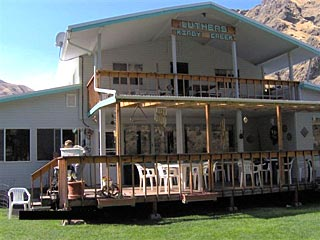 Kirby Creek Lodge, Hells Canyon in Lewiston, Idaho.