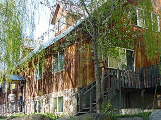 Cub River Lodge and Guest Ranch in Preston, Idaho.