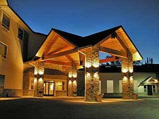 Best Western Plus Orofino Lodge at Rivers Edge in Orofino, Idaho.