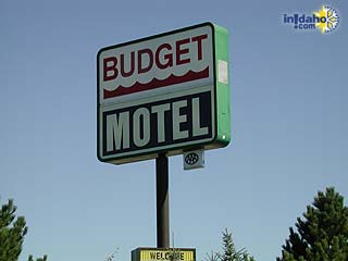 Budget Motel of Burley in Burley, Idaho.
