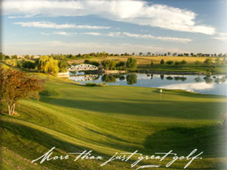 Falcon Crest Golf Course in Meridian, Idaho.