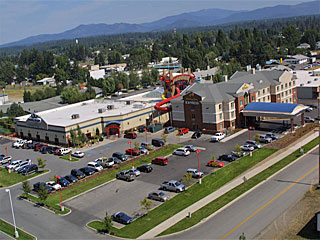 Triple Play Resort Hotel & Suites in Hayden, Idaho.