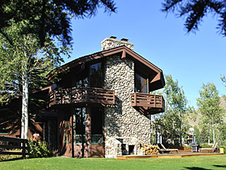 Symphony Cottage in Sun Valley, Idaho.