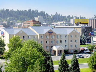 Fairfield Inn Spokane Downtown in Spokane, WA, Idaho.