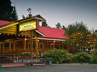 Brundage Inn in McCall, Idaho.