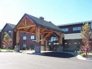 Best Western Plus McCall Lodge in McCall, Idaho.