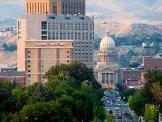 Hampton Inn Suites Downtown Boise In Idaho