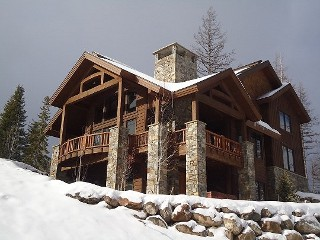Dehaviland Ridge at Tamarack Resort in Donnelly, Idaho.
