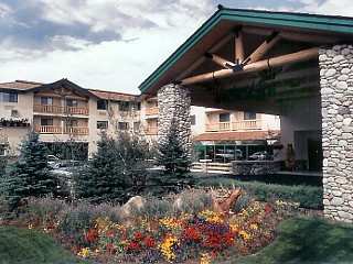 Best Western Plus Kentwood Lodge in Sun Valley, Idaho.