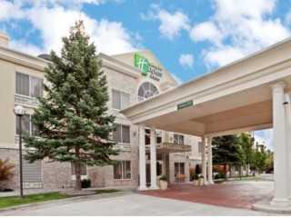 Holiday Inn Express Idaho Falls in Idaho Falls, Idaho.