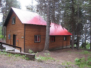 Beths Lakeside Cabin in McCall, Idaho.