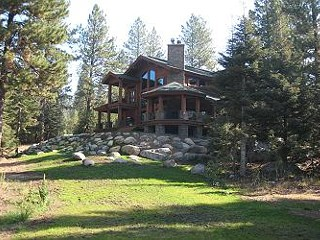 Big Pine Lodge in McCall, Idaho.