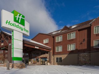 Holiday Inn Sunspree  Resort in West Yellowstone, MT, Idaho.