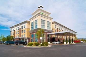 Holiday Inn (Cambria Suites) in Boise, Idaho.