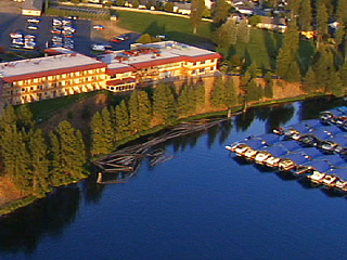 Red Lion Templins Resort In Post Falls Idaho
