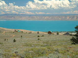 Bear Lake State Park in Albion, Idaho.