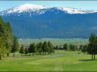 Meadow Creek Golf Resort in New Meadows, Idaho.