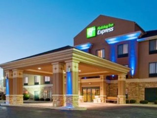 Holiday Inn Express Boise West-Meridian in Meridian, Idaho.