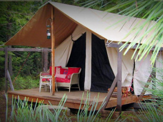 Yurt and Tent Cabin Rentals