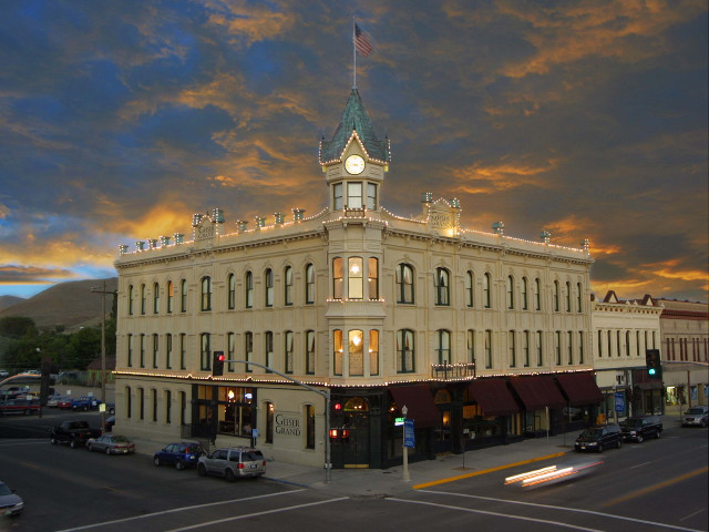 Geiser Grand in Baker City, OR, Idaho.