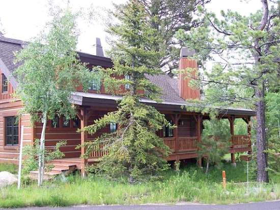 Twin Creek Chalet 150 (Sawtooth 150) in Donnelly, Idaho.
