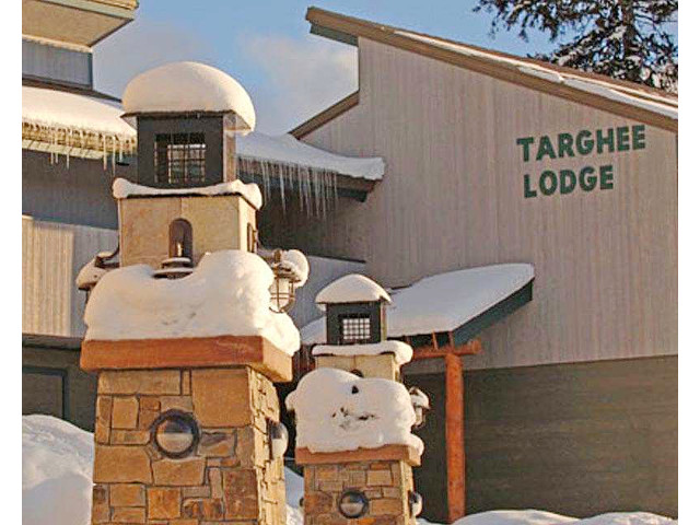 Targhee Lodge in Driggs, Idaho.