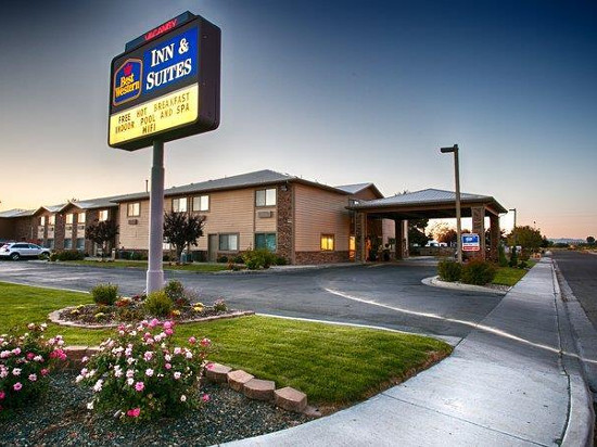 Best Western Inn & Suites Ontario OR in Ontario, OR, Idaho.