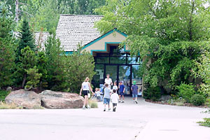MK Nature Center in Boise, Idaho.