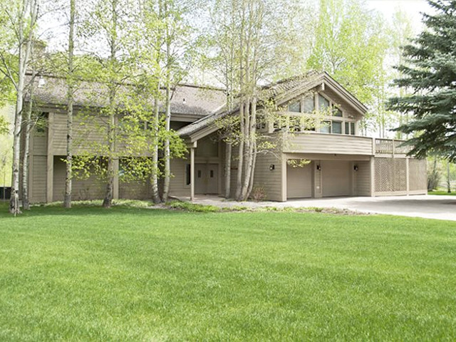 400 North Hulen Way in Sun Valley, Idaho.