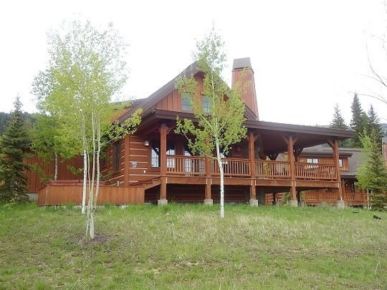 Discovery Chalet 378 (Sawtooth 378) in Donnelly, Idaho.