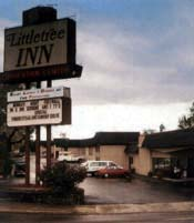 Pinecrest Inn in Idaho Falls, Idaho.