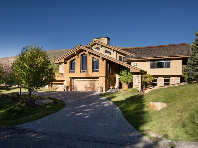 Skyline Home #108 in Sun Valley, Idaho.