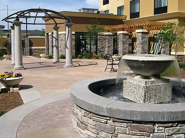 Courtyard by Marriott Meridian in Meridian, Idaho.