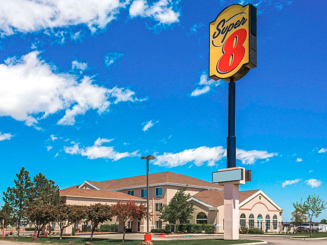 Super 8 Heyburn Burley in Burley, Idaho.