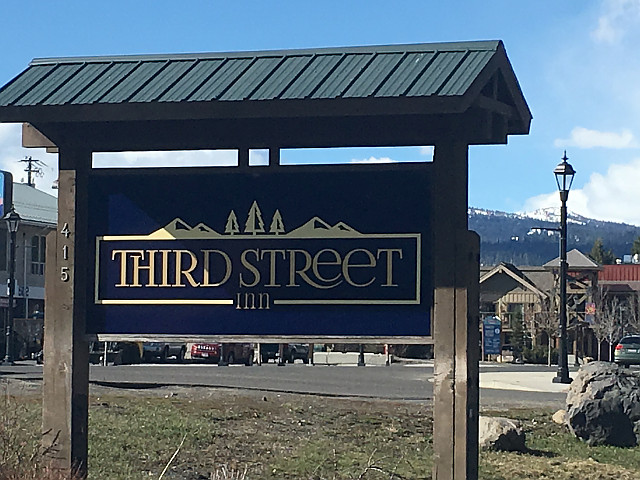 Third Street Inn  in McCall, Idaho.