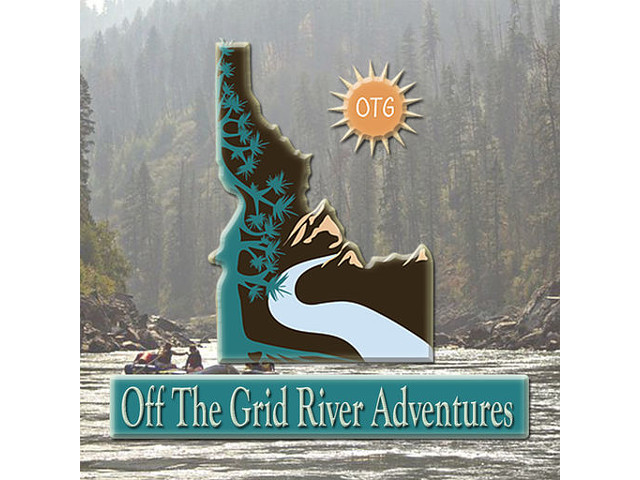 Off the Grid Rafting Adventures in McCall, Idaho.