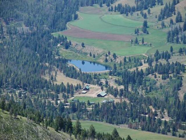 Diamond D Ranch In Stanley Idaho 1 800 844 3246