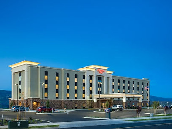 Hampton Inn Lewiston in Lewiston, Idaho.