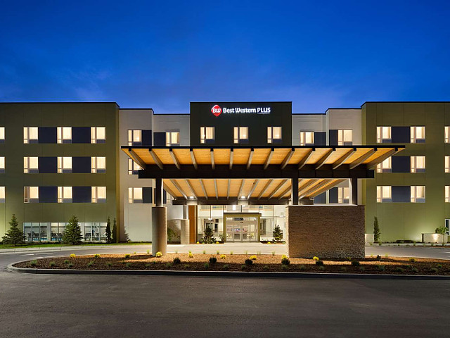Best Western Plus Peppertree Nampa in Nampa, Idaho.