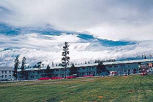 Best Western Weston Inn in West Yellowstone, MT, Idaho.