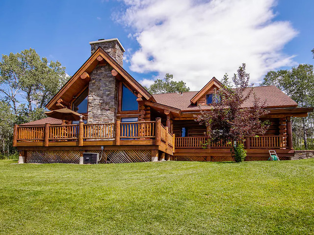 Lake Fork Lodge in McCall, Idaho.