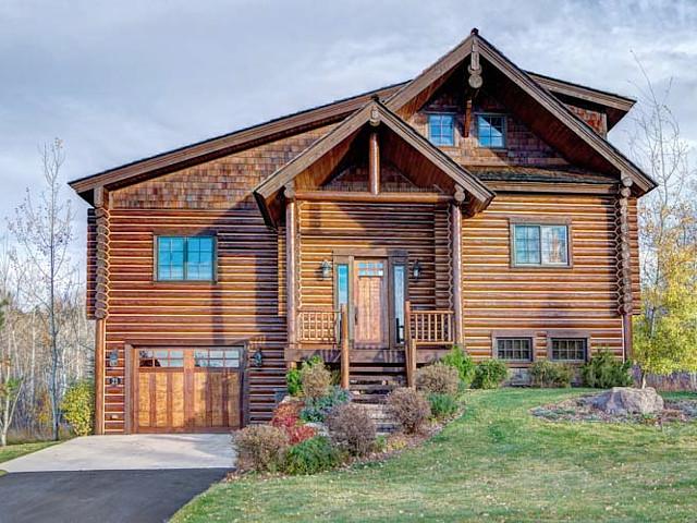 4 lazy f cabin teton springs bannock circle 21 driggs for Teton cabin rentals
