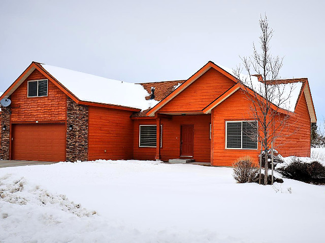 Price Street Retreat in Donnelly, Idaho.