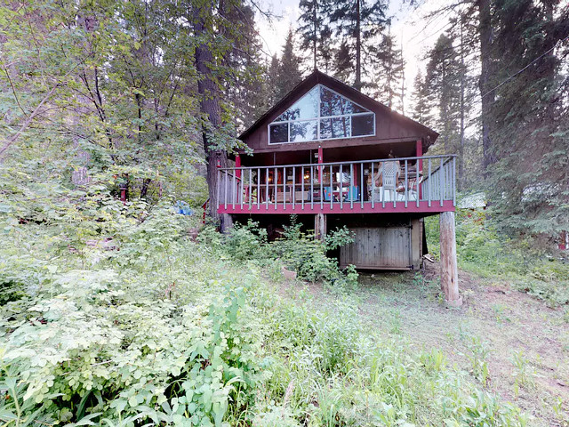 Creekside Cabin - Cascade in Cascade, Idaho.
