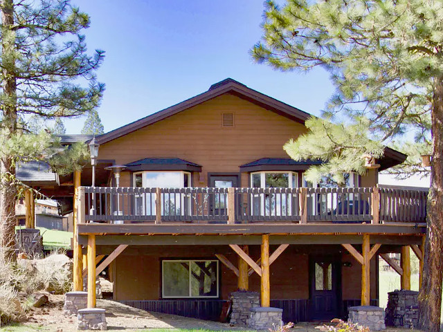 Camas Family Cabin - New Meadows, Idaho vacation cabin rental (1-800