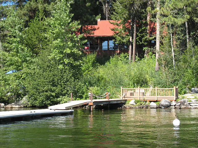 Avery West Shore in McCall, Idaho.