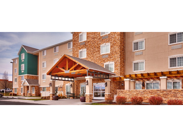 TownePlace Suites Boise West/Meridian in Meridian, Idaho.